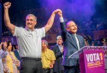 Danilo levanta manos a Gonzalo