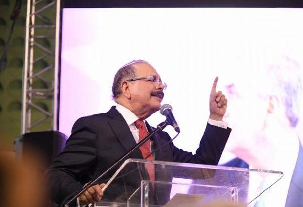 Danilo Medina hablará al país esta noche a las 8:00