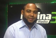 Ronel de la Cruz, precandidato a regidor