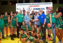 Club San Carlos gana VII torneo Inter-Clubes de Baloncesto Femenino 2019