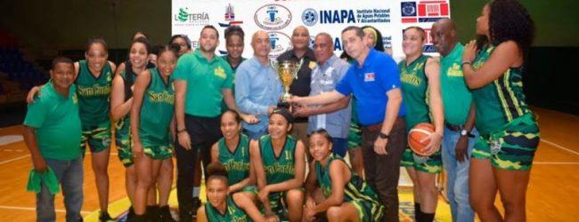 Club San Carlos gana VII torneo