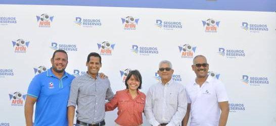 V Copa de Fútbol Infantil Seguros Reservas 2019