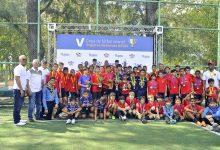 Seguros Reservas Entrega la V Copa de Fútbol Infantil