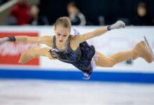 «La reina de los cuádruples»: Alexandra Trúsova