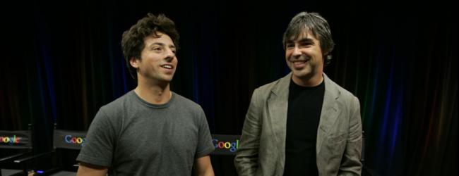 Cofundadores de Google se apartan del liderazgo