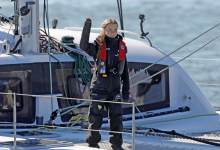 Greta Thunberg llega a España Cumbre Clima