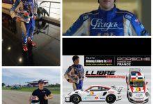 El joven piloto Jimmy Llibre, a un paso de formar parte del Programa Porsche Junior en Europa