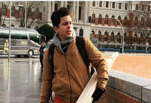 Cristian Mesa recuerda a los grandes maestros del dibujo