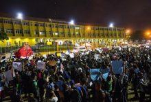 Quinto día de protestas JCE!