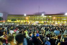 Jóvenes se desligan marcha partidos, SIGUEN LUCHA INDEPENDIENTE