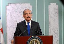Discurso de Danilo Medina que anuncia amplio paquete