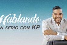Kelvin Peñaló, presenta «Hablando en Serio con KP»