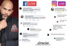 Legendario rapero Ovni pudo concluir su #CuarentenaLive