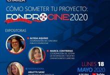 «Cómo someter tu proyecto: FONPROCINE 2020»