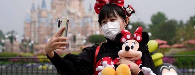 Disneyland Shanghái reabre