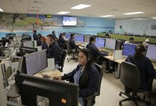 Sistema 9-1-1 registra más de 393,000 emergencias