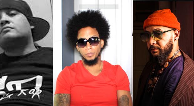 Kashmir Jones, Lolo en el micrófono y Rolex Beatz el rap en  «Me levantaré».