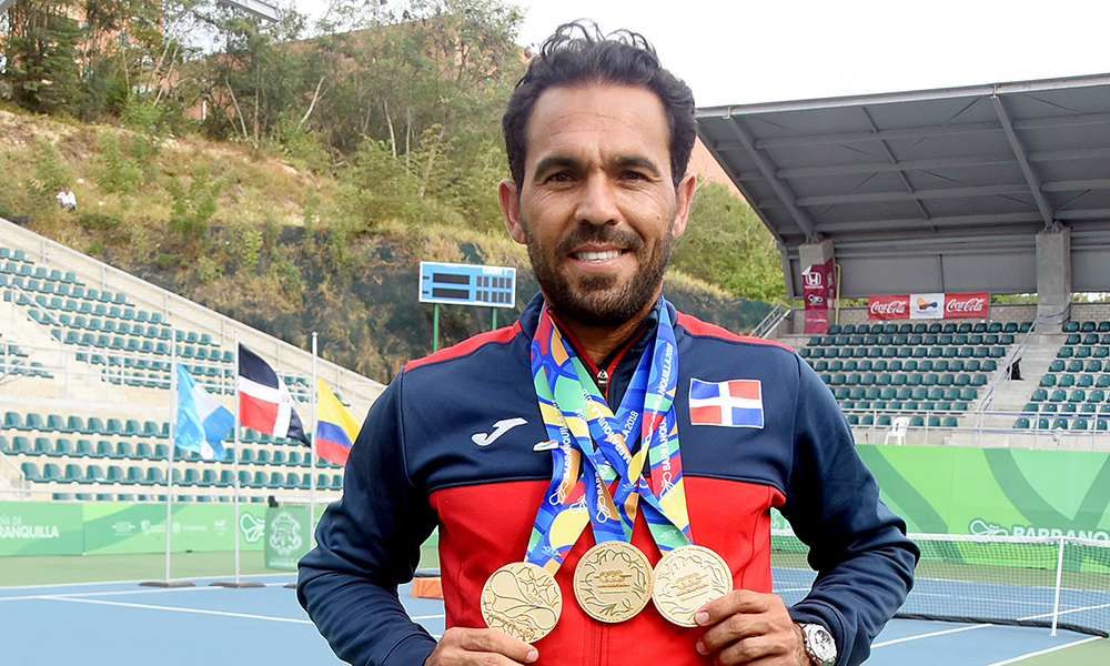 RD cierra con 25 medallas de oro en Barranquilla
