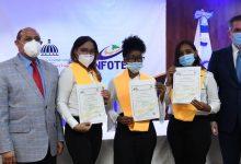 Infotep y Propeep capacitan a 600 jóvenes